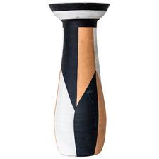 44cm Tulip Marcel Decorative Terracotta Vase