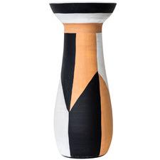 36cm Tulip Marcel Decorative Terracotta Vase