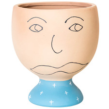 Magritte Terracotta Bowl Planter