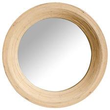 Anna Bamboo Wall Mirror