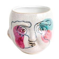 Bemused Ceramic Planter Pot