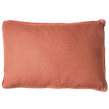 Kosmas Linen Rectangular Cushion