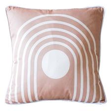 Modern Rainbow Cotton Cushion