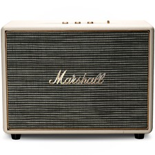 Cream Marshall Woburn Active Bluetooth Speaker