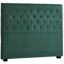 Reef Teal Paddington Upholstered Bedhead