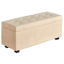 Paddington Upholstered Storage Ottoman