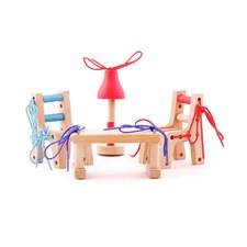Wooden Holliboo Toy