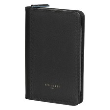 Black Brogue Monkian Travel Organiser