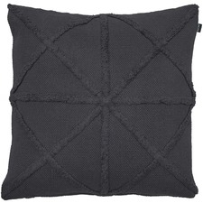 Textured Cotton Decorative Cushion