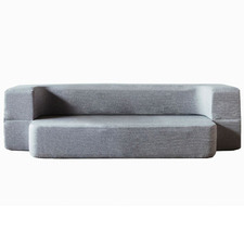 Grey Penguin Sofa Bed