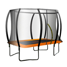 9ft Kahuna Rectangular Trampoline