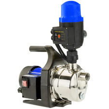 1400W HydroActive Stainless Steel Water Pump