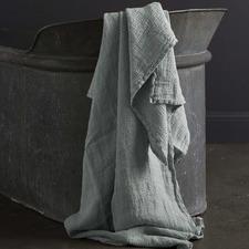 Jacquard Linen Bath Towel