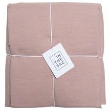 Nude Linen Sheet Set