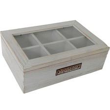 Boulangerie Divided Teabox