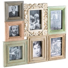 Vintage French Wall Photo Frame