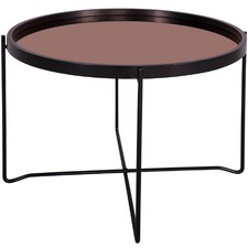 Small Round Rosa Coffee Table