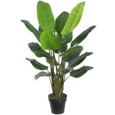 135cm Potted Artificial Faux Traveller's Tree