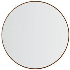 Round Minimalist Mirror