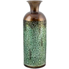 Gloss Finish Moroque Decorative Vase