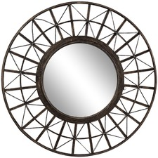 Circolo Cross Hatch Mirror