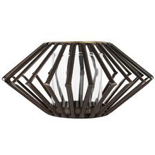 Angular Aura Metal Tealight Holder