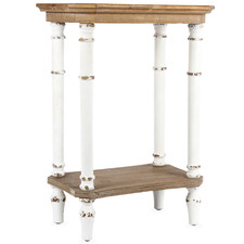 Chateau Fir Wood Occasional Table