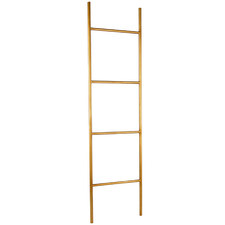 Gold Aura Decorative Metal Ladder