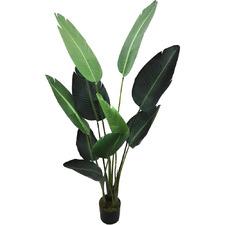 150cm Potted Faux Strelitzia Plant