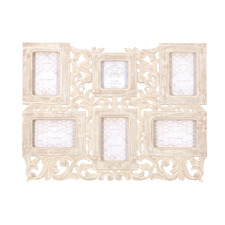 Large 6 Slot Collage Frame