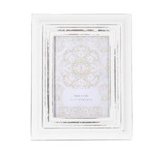 """Antique White Artturi 5 x 7"""" Photo Frame (Set of 2)"""