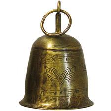 Antique Brass Bell Metal Figurine