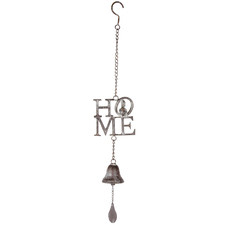 Rust Home Metal Wind Chime