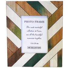 "Aztec 5 x 7"" Photo Frame"