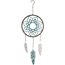 Mandala Metal Dream Catcher