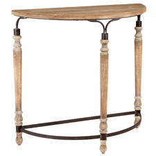 Galleria Curved Console Table