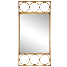 Natural Florence Wall Mirror