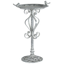 Ornate Coventry Bird Feeder on Stand