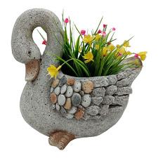 Stony Swan Planter