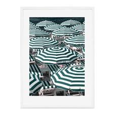 Seaside Stripes Wall Art