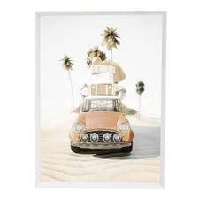Dune Buggy Framed Print