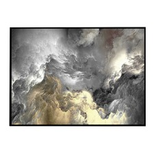 Vogue Skies Framed Print