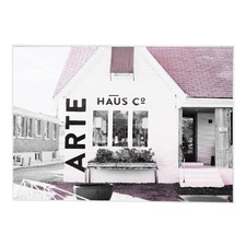 Haus Legacy Framed Canvas Wall Art