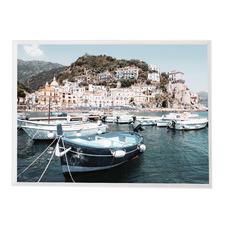 Campania Framed Printed Wall Art
