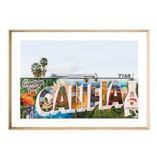 Califia Framed Printed Wall Art