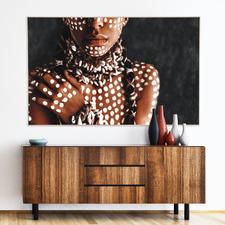 Layla Framed Canvas Wall Art