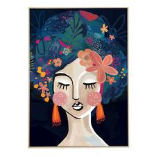 Annabella Canvas Wall Art