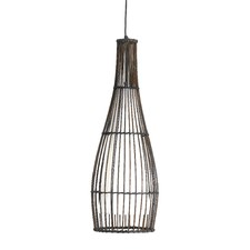 Maluka Rattan Pendant Light