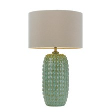 Green Han Table Lamp