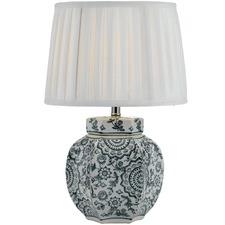 Kvet Ceramic Table Lamp